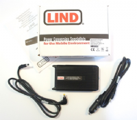 Lind CF-LND1224A Panasonic Toughbook 12v 12-32 Vdc Car Charger - New